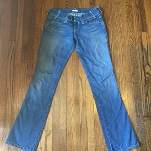 Guess boot cut jeans!!